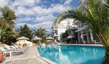 Почивка на Олимпийска ривиера - хотел Olympion Melathron 3*
