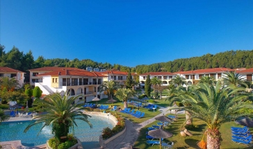 22 септември на Халкидики - All inclusive Chrousso Village 4*