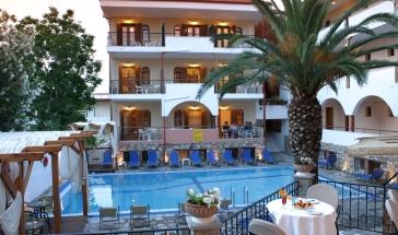 На Почивка в Гърция- 7 нощувки със закуски в хотел Calypso 2*+