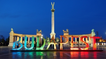 6-ти септември в Сегед и Будапеща