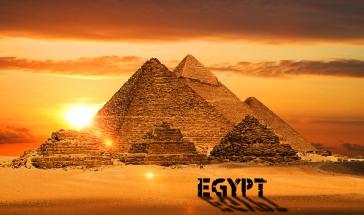 Коледа в Египет