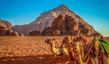 Самолетна екскурзия до Йордания с водач от България
