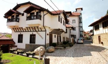 Уикенд в Македония, хотел Manastir 4*
