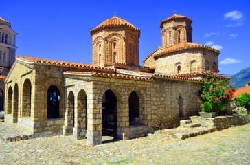 Нова Година в Охрид, Струга и Билянини извори