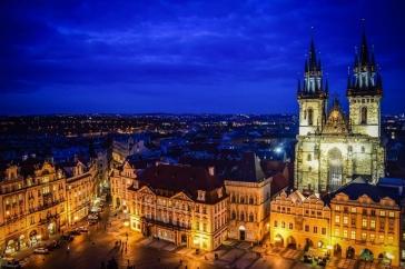 Предколедна екскурзия в Прага