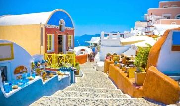 Гергьовден на Санторини, Гърция 2021